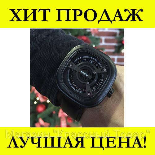 Часы Paidu Черные