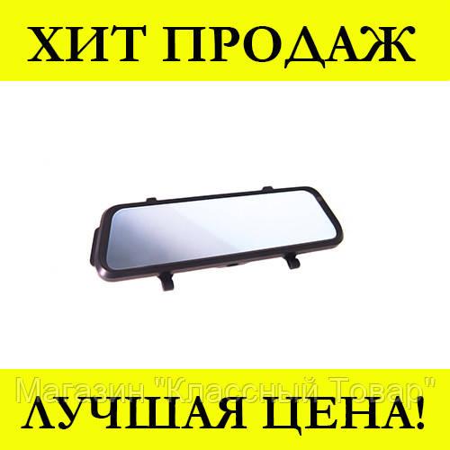 Зеркало с двумя камерами DVR E92 1080P full screen 10''