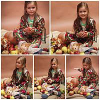 Детский костюм в стиле Матрешка