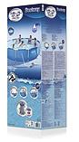 Каркасный бассейн 366 Х 76смс фильтром-насосом 25 W Объем: 6473 л. 56416 Bestway, фото 2