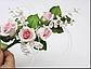 Тейп Лента флористическая салатовая для Ширина ленты 12 мм. Длина намотки 27 метров., фото 2