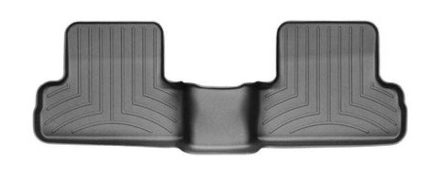 Ковры резиновые WeatherTech  Nissan X-Trail 2007-2014 задний черный