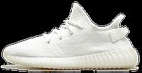 Adidas Yeezy Boost 350 V2 Cream White Белые женские