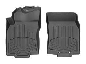 Ковры резиновые WeatherTech 3D  Nissan X-Trail 2015+ передние черные