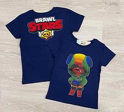 Детская футболка для мальчика Brawl Stars