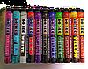 Кольоровий дим набір 10 кольорів, Кольоровий дим, 60 сек., MA0512, довга рукоятка, Димова шашка