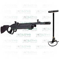 PCP винтовка Hatsan Vectis + насос