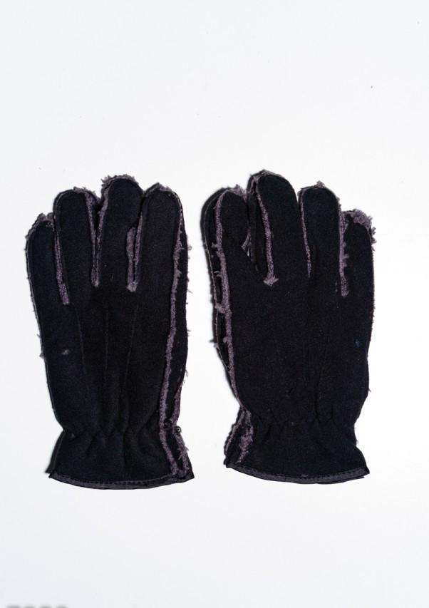 Мужские перчатки  7888  Universal черный