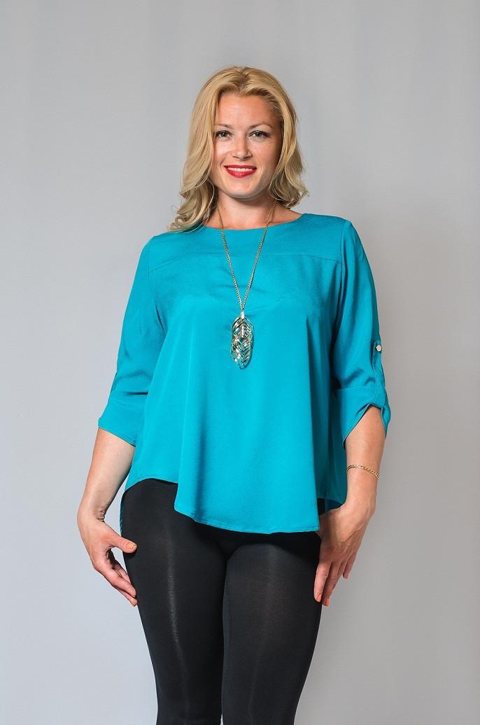 Женская блуза(42-60) 8001.1