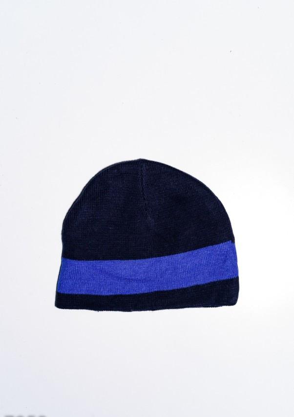 Детские шапки  7958  Universal темно-синий