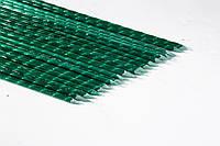 Опоры для подвязки помидор, огурцов, гороха (Polyarm) Ø 8 мм (1 метр) зеленые