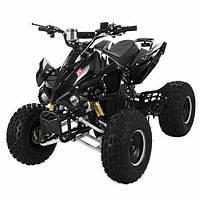 Квадроцикл PROFI HB-EATV-1000Q2-2  для детей от 6 лет, подростков и взрослых до 120 кг черный