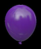 """Латексный шар без рисунка Kalisan Фиолетовый 5"""" 12,5 см"""