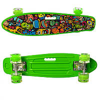 Скейт MS 0749-6 (Green)
