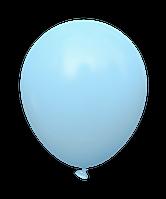 """Латексный шар без рисунка Kalisan Голубой 5"""" 12,5 см"""