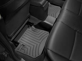 Ковры резиновые WeatherTech Subaru XV 2012-2016 задний черный
