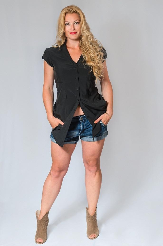Женская рубашка(48-60) 8013