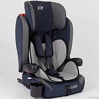 Детское автокресло JOY 24812, ISOFIX, универсальное, группа 1-2-3, вес ребенка от 9-36 кг