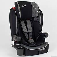 Детское автокресло JOY 51226, ISOFIX, универсальное, группа 1-2-3, вес ребенка от 9-36 кг