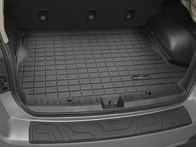 Ковры резиновые WeatherTech Subaru Impreza 2013-2016 в багажник черный ( 5-Door Hatchback )