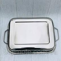 Противни,Качественные противни для духовки,4шт ,набор противней, противень в духовку,противни в духовку, 0767, фото 3