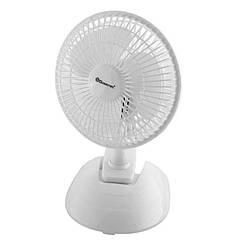 Настольный вентилятор + прищепка MS 1623 Fan 2 in 1  Вентилятор бытовой 2 скорости