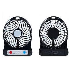 Мини вентилятор mini fan с аккумулятором Топ продаж
