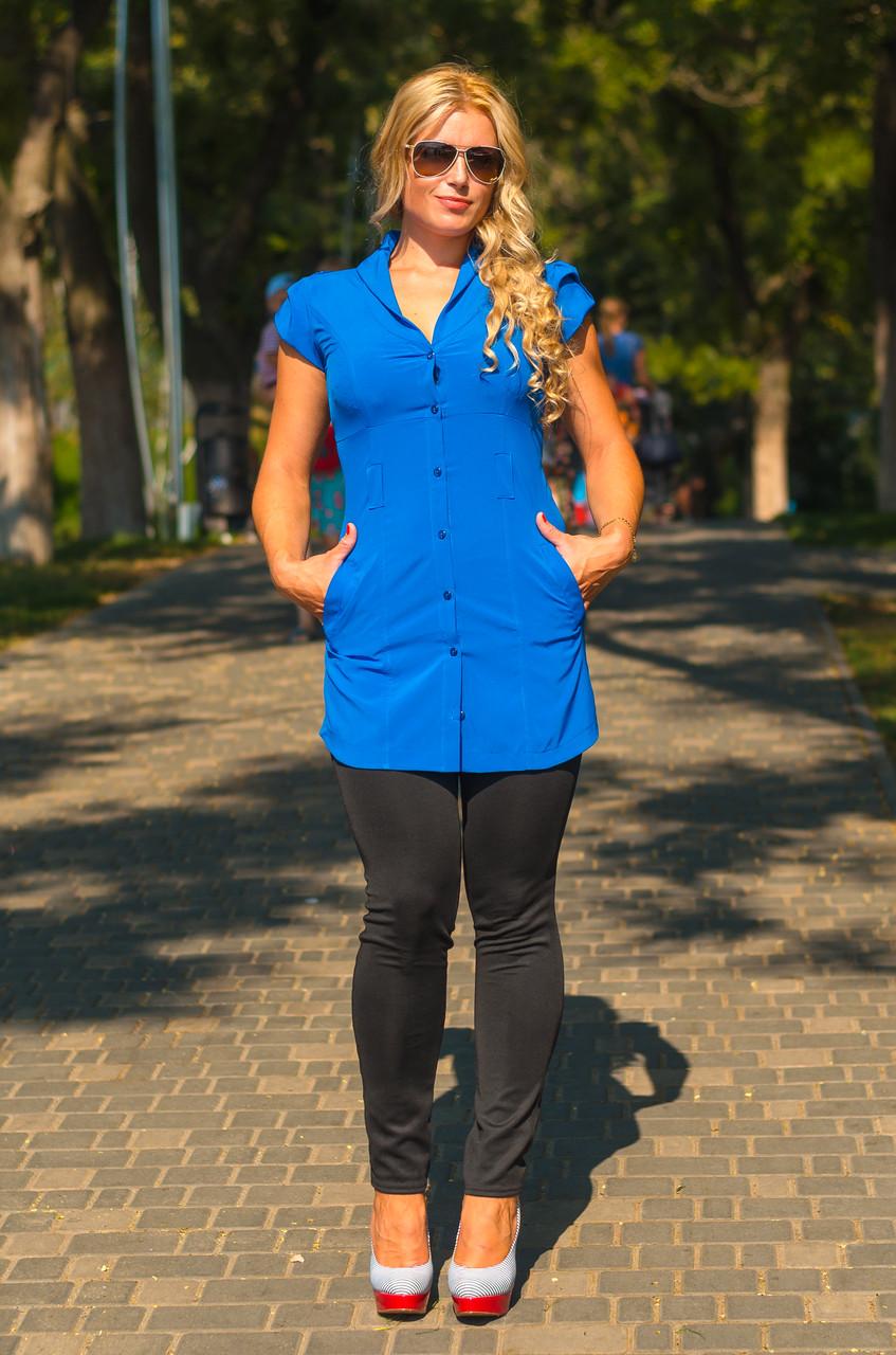 Женская рубашка(46-50) 8013.1