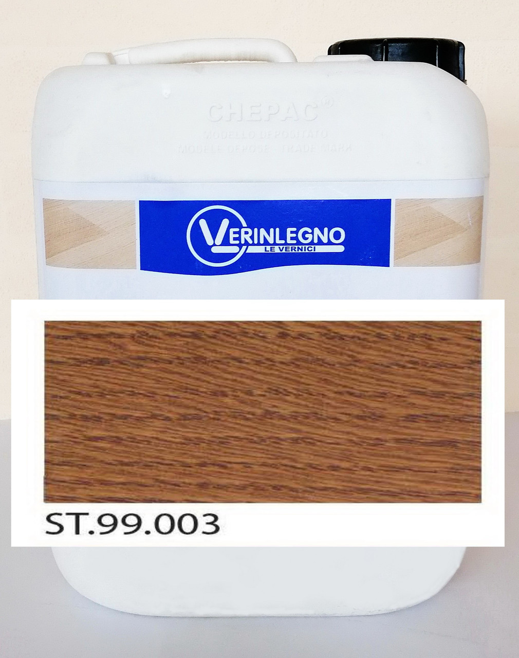 Краситель (морилка, бейц) с рустикальным эффектом VERINLEGNO ST.99.003