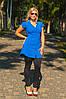 Женская рубашка(46-50) 8013.1, фото 2