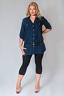 Женская рубашка(42-60) 8019 .1