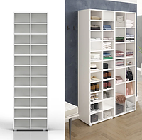 Подставка для обуви, шкаф для вещей, стеллаж для дома, книг  ДСП, МДФ влагостойкий