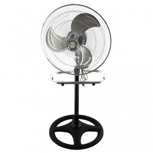 Напольный вентилятор 2 в 1 Domotec MS-1622