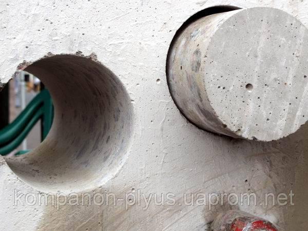 Алмазное бурение резка бетона без пыли