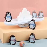 """Развивающая игра-балансир """"Пингвины"""""""