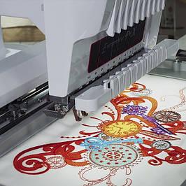 УСЛУГИ вышивки, пошива одежды и печати на текстиле