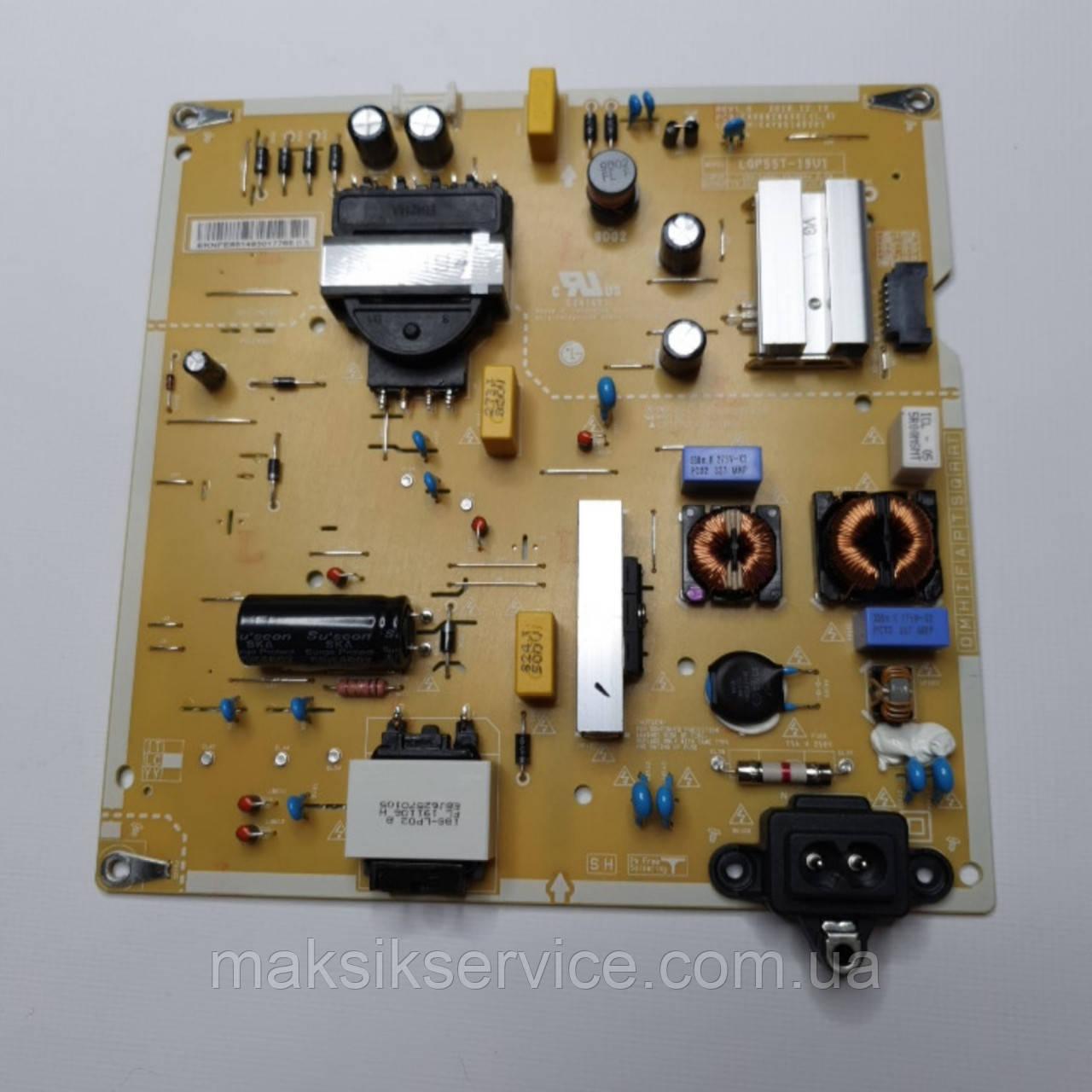 Блок питания EAX68284301(1.6) EAY65149301 для LG 55UM7450PLA