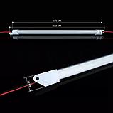 Светодиодная линейка OEM LB-060-9-4-220 9Вт 4500К 600mm AC 220 IP20 матовая, фото 3