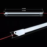 Светодиодная линейка OEM LB-100-15-4-220 15Вт 4500К 1000mm AC 220 IP20 матовая, фото 4