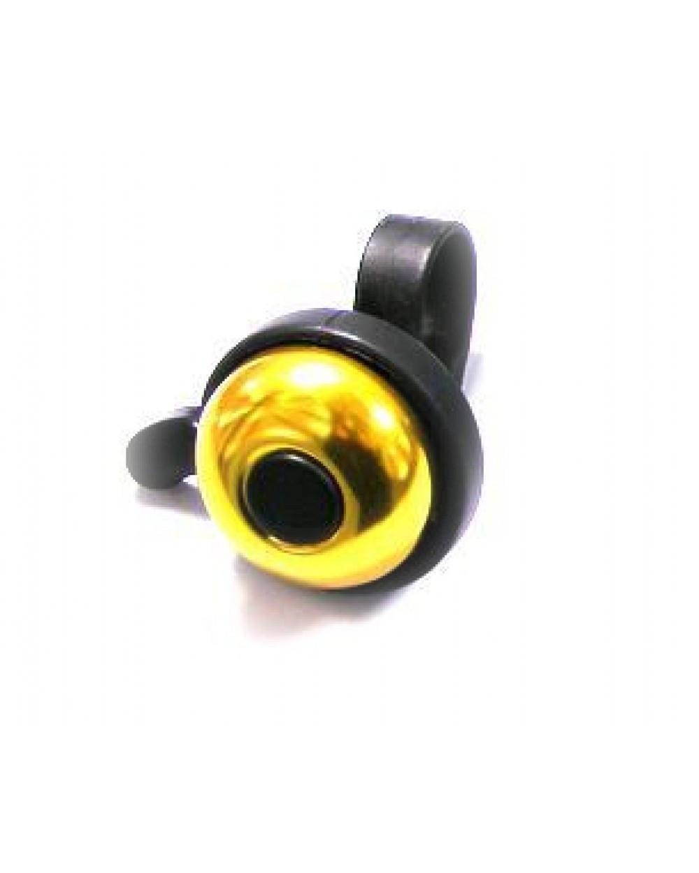 Звонок Spencer 40мм, 4 цвета (DZW023-yellow)