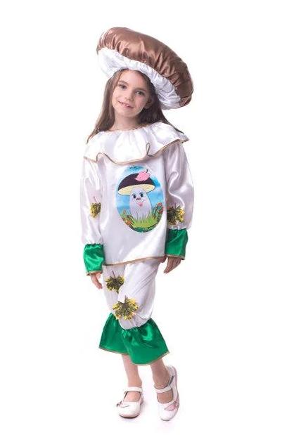 Дитячий костюм Боровика на 3-9 років