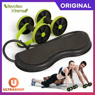 Домашній тренажер Revoflex ® Xtreme Original для преса, біцепсів, ніг і спини