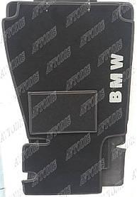Ворсовые коврики BMW 3 E30 1982- VIP ЛЮКС АВТО-ВОРС