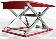 Подъемный стол г/п1т. Размеры стола 3х2м. Подъем 1,3м., фото 1