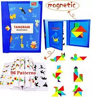 Магнитный танграм головоломка