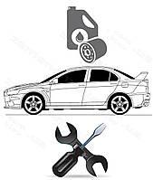 Замена масла в двигателе легкового автомобиля