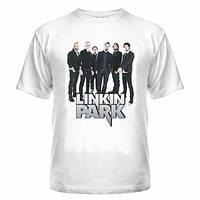 Футболка рок Linkin Park