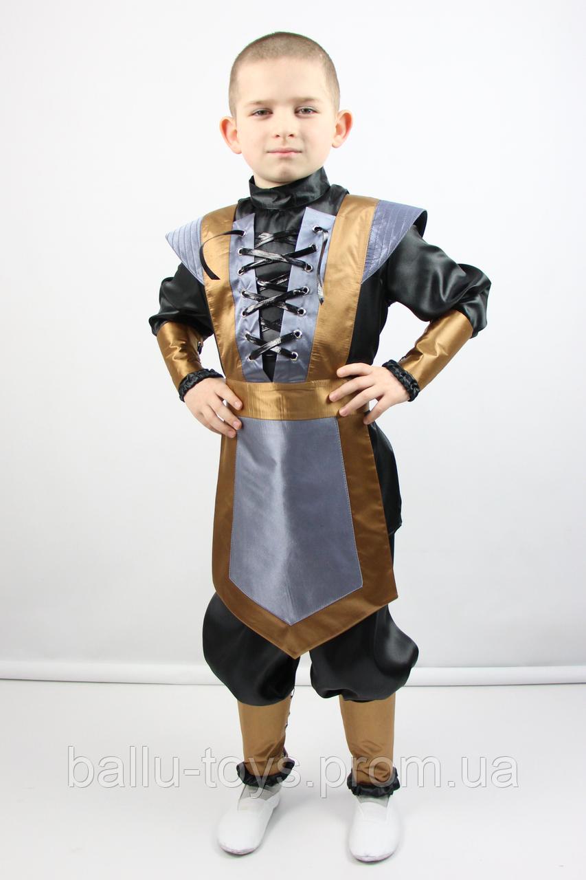 Детский костюм карнавальный Самурай (4-9 лет)