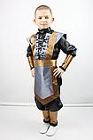 Детский костюм карнавальный Самурай (4-9 лет), фото 3