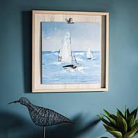 Печатная картина Gallery Direct парусник на бризе Sailing (5055999245449)